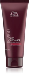 Wella Professionals Invigo Red Recharge Conditioner voor Opwekking van Rode Tinten