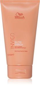 Wella Professionals Invigo Nutri - Enrich maschera rigenerante per capelli effetto autoriscaldante