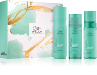 Wella Professionals Invigo Volume Boost kozmetički set (za bogati volumen)