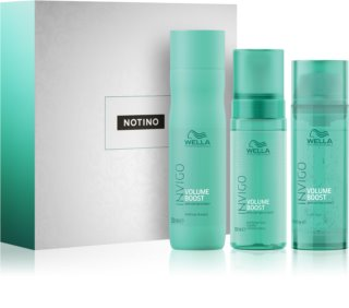 Wella Professionals Invigo Volume Boost lote de regalo I.