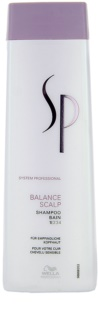 Wella Professionals SP Balance Scalp champô para o couro cabeludo sensível