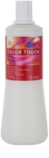 Wella Professionals Color Touch aktivační emulze 1,9 % 6 vol.