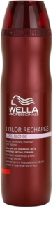 Wella Professionals Color Recharge sampon violet pentru nuante inchise de blond