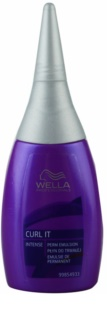 Wella Professionals Curl It Intense permanent pentru par normal