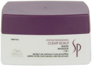 Wella Professionals SP Clear Scalp Maske gegen Schuppen