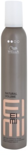 Wella Professionals Eimi Natural Volume Styling Mousse For Volume