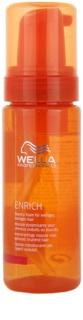 Wella Professionals Enrich espuma de cabelo para cabelo ondulado