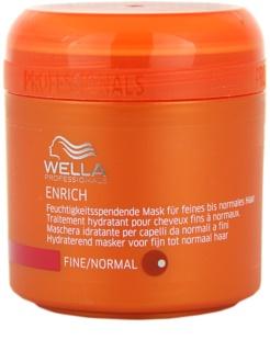 Wella Professionals Enrich Maske für sanfte und müde Haare