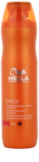 Wella Professionals Enrich Moisturizing Shampoo For Thick, Coarse And Dry Hair