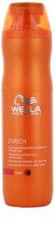Wella Professionals Enrich Hydraterende Shampoo  voor Sterk, Ruw en Droog Haar