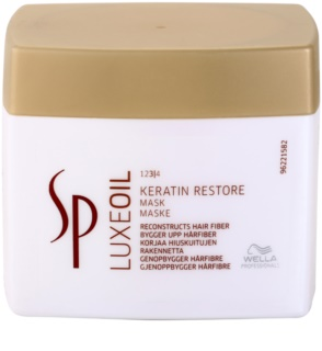 Wella Professionals SP Luxeoil Keratin Restore Mask