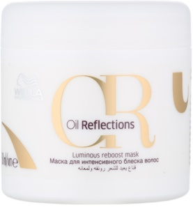Wella Professionals Oil Reflections odżywcza maska do włosów odnawia i regeneruje