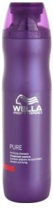 Wella Professionals Pure das Reinigungsshampoo für alle Haartypen