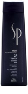 Wella Professionals SP Men champú para cabello con canas