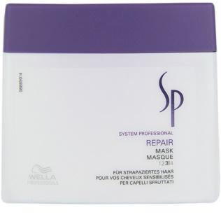 Wella Professionals SP Repair Maske für beschädigtes, chemisch behandeltes Haar