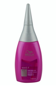 Wella Professionals Wave It permanent pentru par sensibil