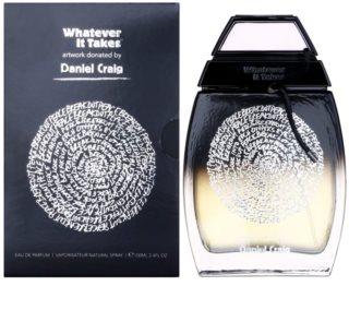 Whatever It Takes Daniel Craig Eau de Parfum voor Mannen 100 ml