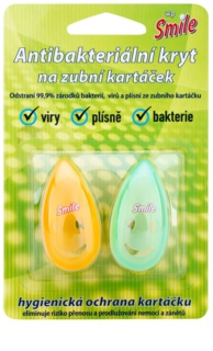 White Pearl Smile cover for Toothbrush