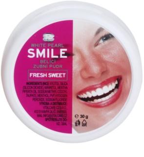 White Pearl Smile puder za beljenje zob