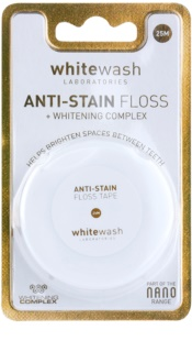 Whitewash Nano Anti-Stain Dentale Flosdraad met Whitening Werking