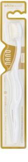 Whitewash Nano οδοντόβουρτσα για πρόληψη και αφαίρεση των κηλίδων μέτριο
