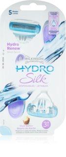 Wilkinson Sword Hydro Silk ξυριστική μηχανή για γυναίκες