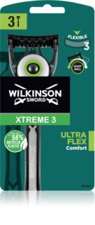 Wilkinson Sword Xtreme 3 UltraFlex Shaver for Men