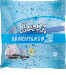 Wilkinson Sword Essentials 2 jednorazowe maszynki do golenia 5 szt.