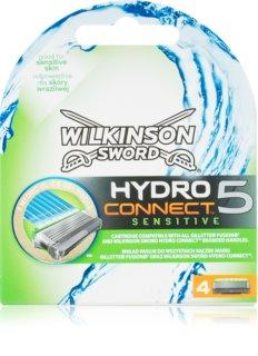 Wilkinson Sword Hydro Connect 5 rezerva Lama pentru piele sensibila