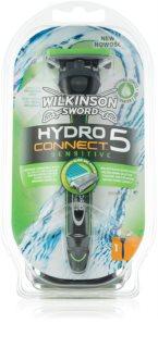 Wilkinson Sword Hydro Connect 5 aparat de ras pentru piele sensibila