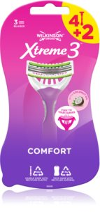 Wilkinson Sword Xtreme 3 Beauty одноразова бритва