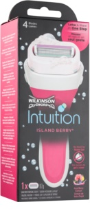 Wilkinson Sword Intuition Island Berry máquina de barbear