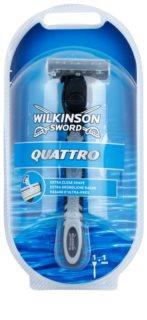 Wilkinson Sword Quattro Shaver