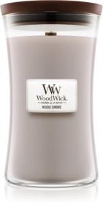 Woodwick Wood Smoke Geurkaars 609,5 gr Groot