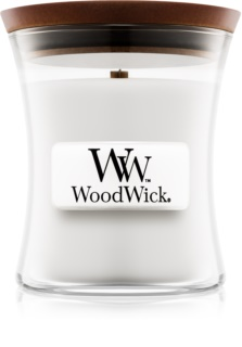 Woodwick Magnolia Scented Candle 85 g mini