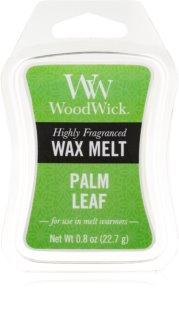 Woodwick Palm Leaf tartelette en cire 22,7 g