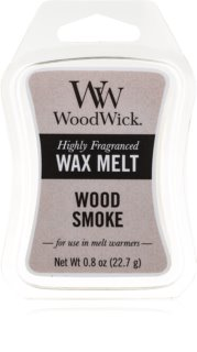 Woodwick Wood Smoke tartelette en cire