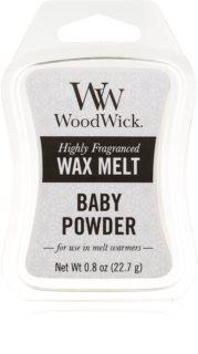 Woodwick Baby Powder Wachs für Aromalampen 22,7 g