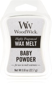 Woodwick Baby Powder восък за арома-лампа  22,7 гр.