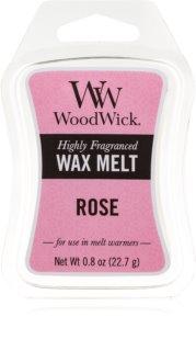 Woodwick Rose Wachs für Aromalampen 22,7 g