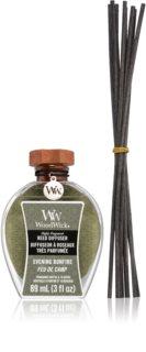 Woodwick Evening Bonfire diffuseur d'huiles essentielles avec recharge