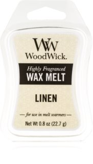 Woodwick Linen Wax Melt 22,7 gr