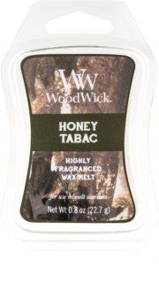 Woodwick Honey Tabac ceară pentru aromatizator 22,7 g Artisan