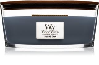 Woodwick Evening Onyx Geurkaars 453,6 gr Hearthwick
