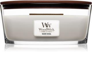 Woodwick Warm Wool Duftkerze  453,6 g Hearthwick