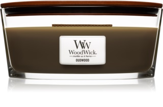 Woodwick Oudwood Duftkerze  453,6 g Hearthwick