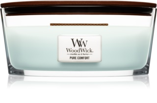 Woodwick Pure Comfort bougie parfumée 453,6 g Hearthwick