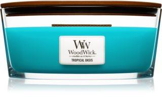 Woodwick Tropical Oasis vonná svíčka 453,6 g Hearthwick