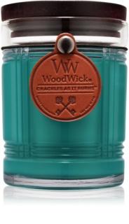 Woodwick Reserve Spruce vela perfumada  226,8 g