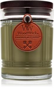 Woodwick Reserve Oak vela perfumado 226,8 g